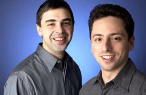 Larry Page - Sergey Brin